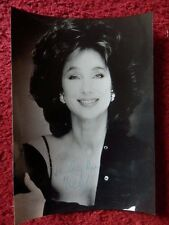 SHIRLEY ANNE FIELD ACTRESS AUTOGRAPHED PHOTO