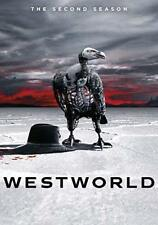 Westworld: Season 2 [DVD] [2018] New & Sealed Free P&P!!!!