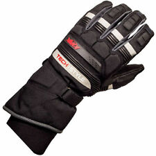 Knox Leather & Textile Breathable Motorcycle Gloves