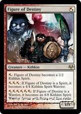 FIGURE OF DESTINY Eventide MTG White/Red Creature — Kithkin RARE