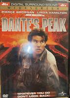 Dantes Peak (DVD, 1999, widescreen) **New Unopened** Pierce Brosnan