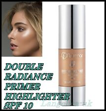 Flormar Double Radiance Primer Highlighter SPF 10 for Glowing Skin 30 Ml