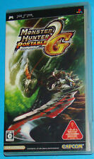 Monster Hunter Portable 2nd G - Sony PSP - JAP Japan