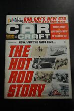 1966 Car Craft September Back Issue Magazine