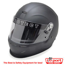 Pyrotect Pro Sport Helmet, Large, SA2015 Flat Black New Low Price!