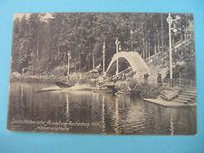 Deutschböhmische Ausstellung Reichenberg 1906 postcard  BOHEMIA CZECH REPUBLIC