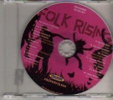 (DF25) Folk Rising, Folk Rising - 2007 DJ CD