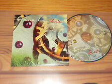 ENNA LE - ZEIT / 4 TRACK MAXI-CD 2013 (CARDSLEAVE)