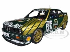"BMW M3 DTM 1991 ""DIEBELS ALT"" DANNER #31 1/18 DIECAST MODEL CAR BY AUTOART 89148"