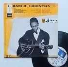 """Vinyle 33T Charlie Christian """"Jazz pour tous - 22"""" - 25cm"""