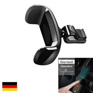 Handyhalterung Autohalterung Handy Einschub KFZ Halter Navi Smartphone Halter DE