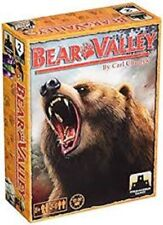BEAR VALLEY BOARD GAME BRAND NEW & SEALED