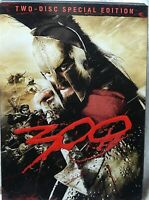 300 Two Disc Special Edition 2007 Special Features 116 Minutes Rated R