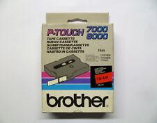 original vhbw® Schriftband Tape 12mm S-WS für BROTHER P-Touch 1290VP
