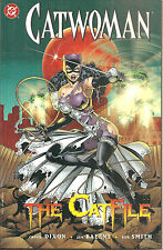 Catwoman Catfile  SC TPB  NEW  OOP  20% OFF