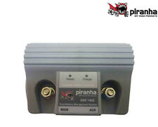 Piranha Dual Battery Management System 140 Amp