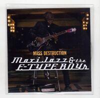 (IC148) Maxi Jazz & The E-Type Boys, Mass Destruction - DJ CD
