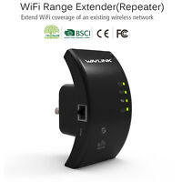 Wavlink 300Mbps Wi-Fi Range Extender/Wireless Access Point with Ethernet Port