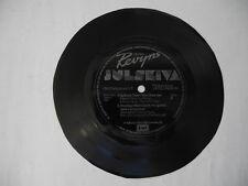 """GYLLENE TIDER/Per Gessle/Roxette Vän till en vän 45 7"""" single FLEXI DISC 1982"""