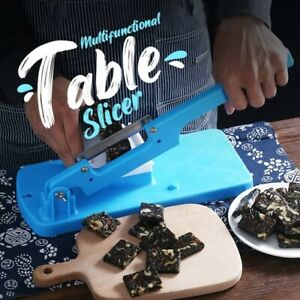 multifunctional Table Cutter Kitchen  Portable Slicer Vegetables Bread Ham Meat