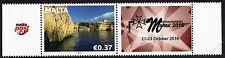 Malta 2016 Se-Tenant Maltex Unmounted Mint