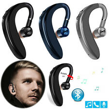 Wireless 5.0 Bluetooth Headset Earpiece with Mic For Samsung iPhone 8 7 Plus LG