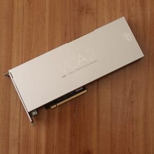 Intel VCA 2 Visual Compute Accelerator Card VCA1585LMV 48GB Xeon E3-1585L V5