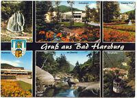 D BAD HARZBURG, ca. 1980 farbige AK GRUß AUS
