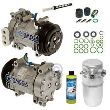 Chevrolet A/C AC Compressor Kit Fits: 1996 - 2000 GMC K3500 V8 5.7L 6.5L 7.4L