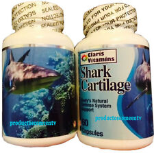 SHARK CARTILAGE (2)100%Natural,dolor,arthritis,artritis,bon,pain,balm,balsamo