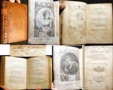 1793 DELLA CRUSCA POETS BOSTON AMERICAN IMPRINT HANNAH COWLEY ROBERT MERRY +