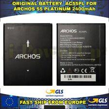 BATTERIA BATTERY AC55PL / BSF03A ARCHOS 55 PLATINUM AKKU ORIGINALE 2400mAh