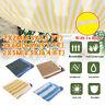 New Sun Shade Sail Awning Canopy Balcony Cloth Cover Outdoor Garden Anti UV  ~