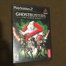 Sony PlayStation PS2 Ghostbusters Video Game Rated E