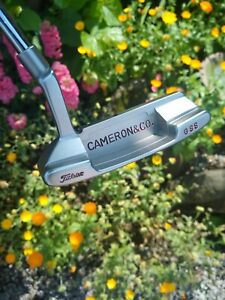 **RARE** Scotty cameron & co prototype newport 2 GSS putter circle t TIGER WOODS