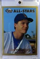 1992 92-93 Fleer Excel All-Stars Chipper Jones Rookie RC #2, Atlanta Braves, HOF