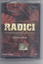 Radici - Quinta Puntata - DVD nuovo sigillato