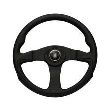 Beetle cabrio volant nardi challenge, cuir noir, 350mm-WC400005
