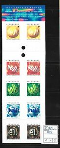 (51861) SINGAPORE STAMPS, BOOKLET#842a 1998 MNH  HELLO