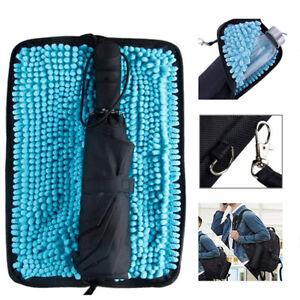 Folding Umbrella Bag Case Waterproof Water-Absorbent Umbrella Cover Case PouDz