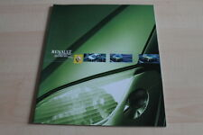 119309) Renault Scenic Prospekt 05/2001