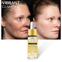 24K Gold Pure Foil Essence Oil Face Lift Whitening Moisturizing Anti-Aging Serum