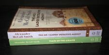 Lot of 2 Alexander McCall Smith LADIES' NO. 1 DETECTIVE AGENCY 1 & 2