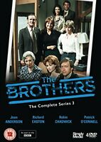 The Brothers - The Complete Series 3 [DVD] BBC[Region 2]
