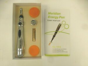 Acupuncture Pen Electronic Meridian Energy Massager Pain Relief Therapy (B-6)
