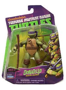 TNMT Nickelodeon Donatello Teenage Mutant Ninja Turtles Action Figure NEW