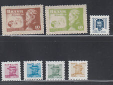 BRAZIL 1952-1992 MintNever Hinged Postal Tax Collection