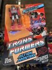 Vintage 1990 G1 Transformers Action Masters  Inferno Sealed