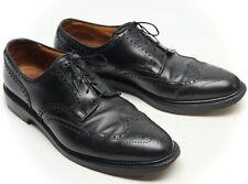 Polo Ralph Lauren X Crockett Jones Hommes Robe Chaussures 12 D Noir Bout England