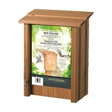 North States 1641 8-Inch by 4-3/4-Inch by 15-Inch Bat House